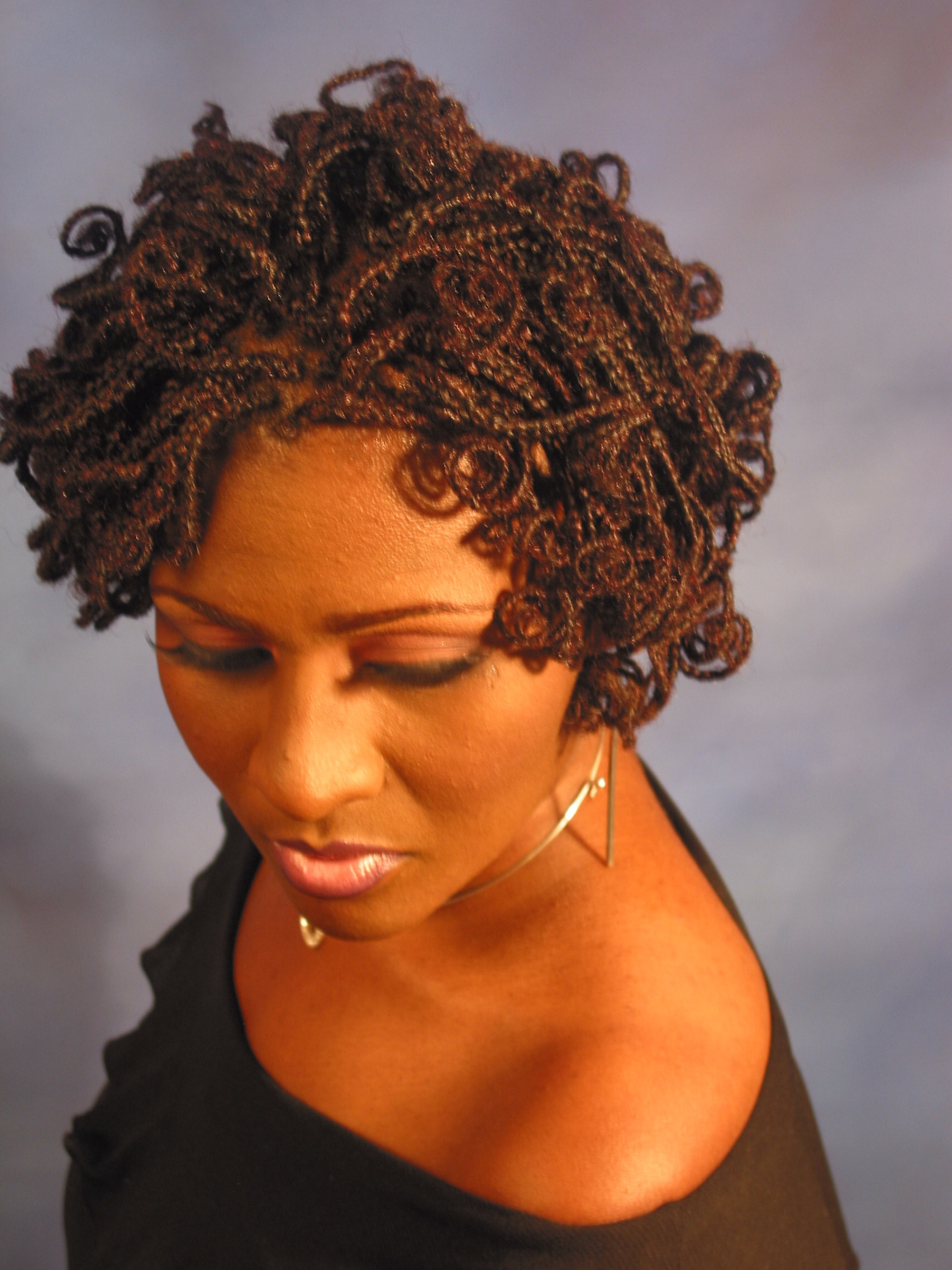 Afro Coil