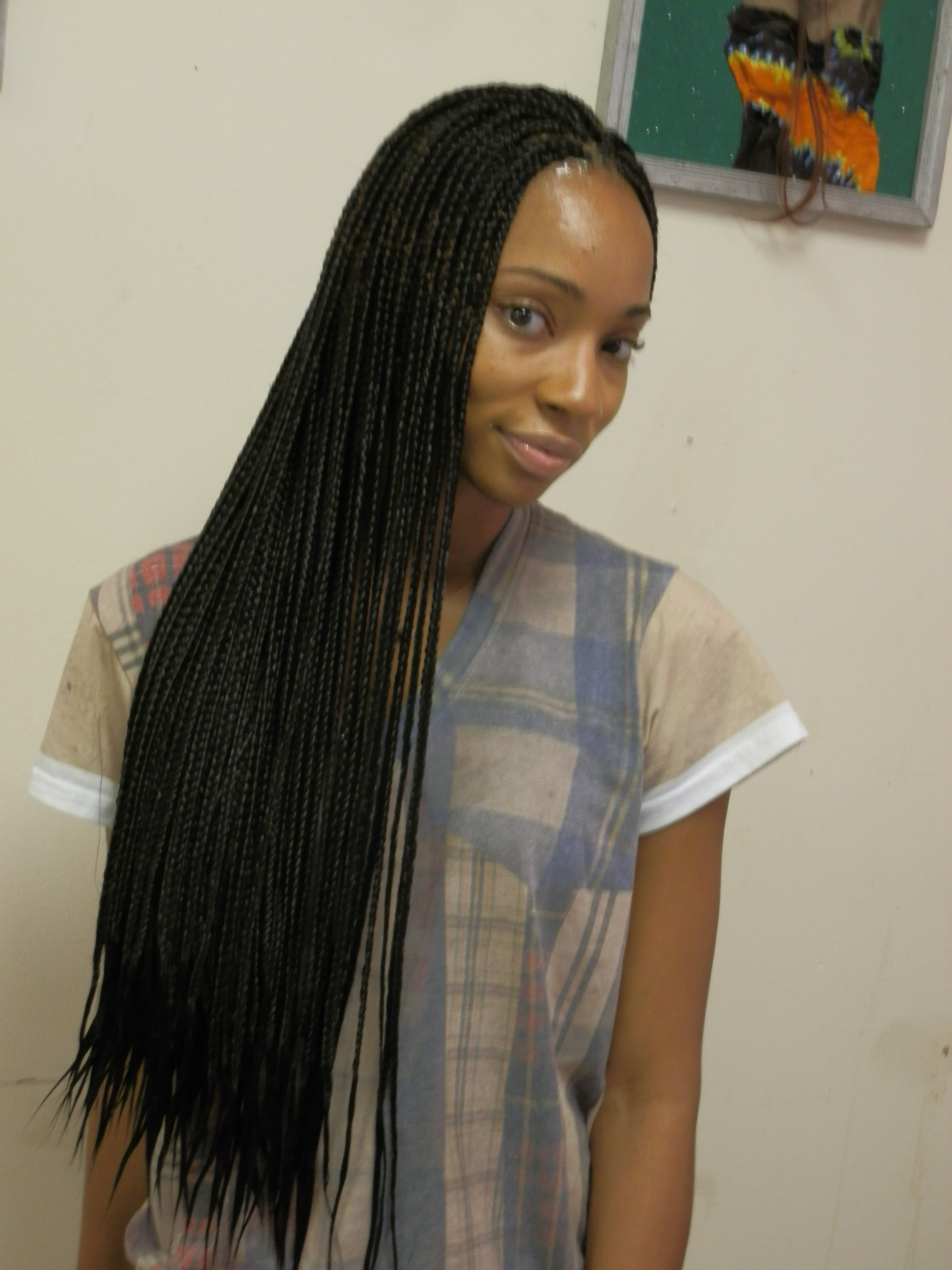 Box Braids With Human Hair Extensions How Many Packs Of Hair To