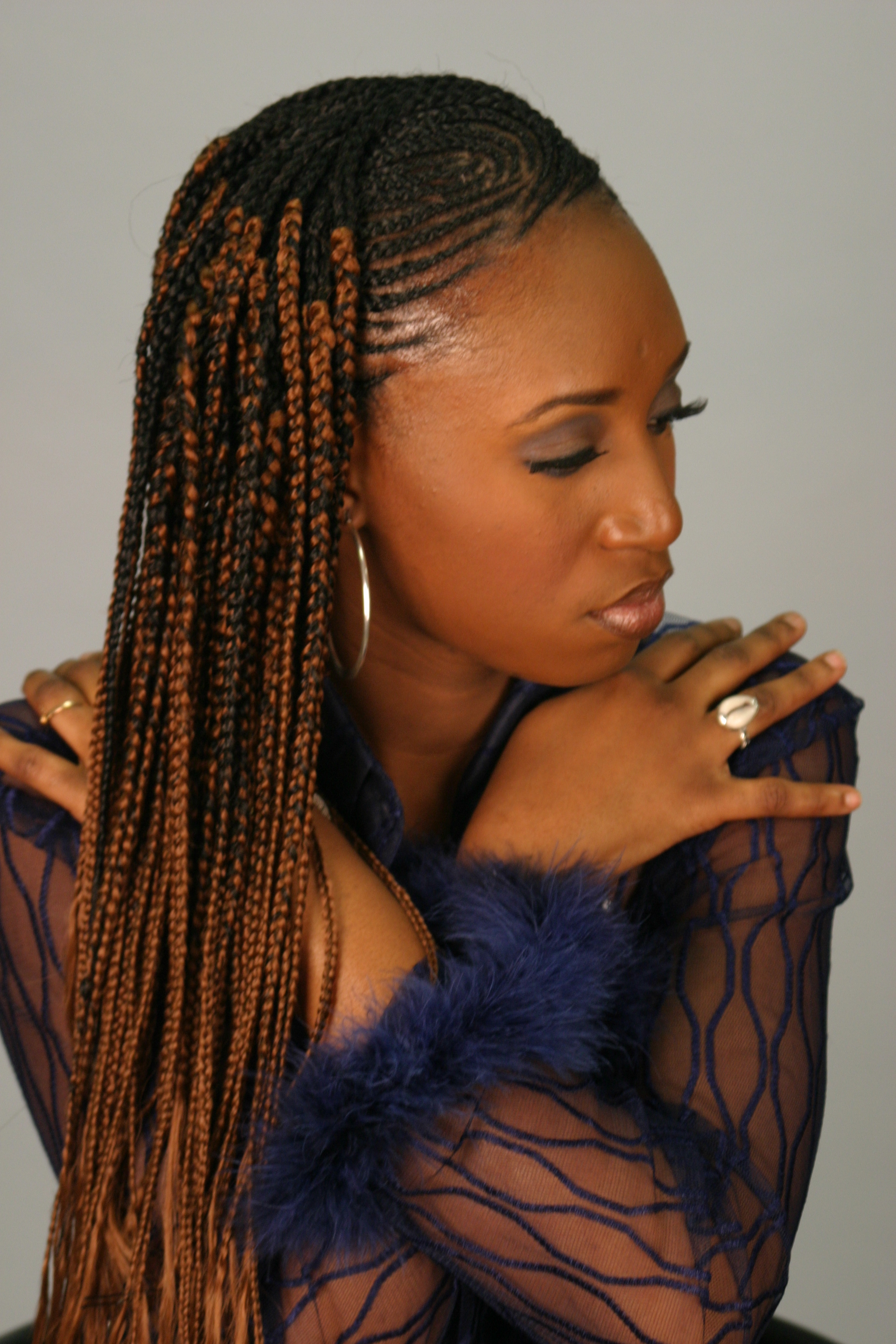 Braiding In Maryland, Image Source: Africanrootsbraiding.com